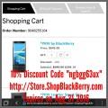 [會員優惠] 官方網店 Store.ShopBlackBerry.com BlackBerry 手機9折優惠