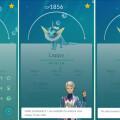 免查 IV!Pokemon Go「領隊評價寶貝」系統來了