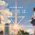 [口碑大爆發] 超人氣日本戀漫片「你的名字」10月21日台灣上映 (前一週搶先熱映!)