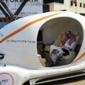 阿拉伯聯合酋長國推出首輛 3D 打印的自動駕駛汽車
