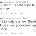 iOS 10.3 Beta 1 本月推出,加入全新劇場模式