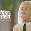 漢森機械人技術公司帶來愛因斯坦智能互動機械人