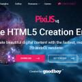 PixiJS - 基於 WebGL 的超快 HTML5 2D 渲染引擎