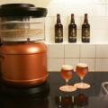 在家也能釀啤酒,智能釀酒器Minibrew獲280萬美元種子輪融資