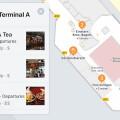 iOS 11 支援機場、購物中心室內地圖和導航