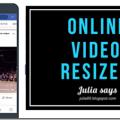 [Web應用] Online Video Resizer 解決手機拍攝影片上傳社群網站的版面比例問題