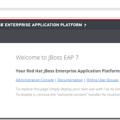 Disable the JBoss EAP 7 default page