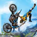 特技摩托聚變 - 摔死不償命的刺激特技賽車極限運動遊戲