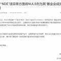 網友爆料New Digital Economy(簡稱NDE)涉嫌欺詐