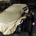 用特斯拉 Model X 當警車?或許是個好點子!