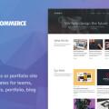 WordPress商務團隊作品主題Atomic