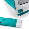 靈感來自 iMac G3 的 iPhone X 半透明保護殼