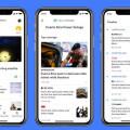 支援 AI 人工智能的 Google 新聞上架 App Store