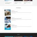 免費響應式WordPress旅遊雜誌網站主題Metro Magazine