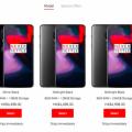 OnePlus 6 正式開賣 S845 + 6GB RAM 旗艦規格 4000 有找!再送 $150 優惠券!