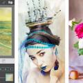 將 iPhone 照片變美麗的藝術水彩畫 - Aquarella