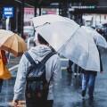 全民瘋搶的黑科技晴雨傘,再大的雨也不會濕漉漉,收傘即可放入包內 | 鈦空艙