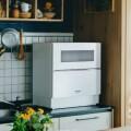 洗碗機如何更具「科技感」?松下給出了自己的答案