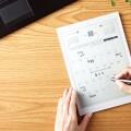 索尼在國內推出 DPT-CP1 電子紙平板,售價 4888 元