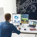 戴爾全新 UltraSharp 系列顯示器亮相