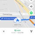 你設定了嗎?Google 地圖導航同時可控 Spotify