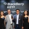 [KEY2发布] BlackBerryKEY2 香港发布会现场照片分享