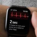Apple Watch 的心電圖功能真的成功救人一命