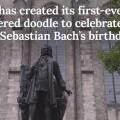 為慶祝巴赫334歲生日,谷歌上線了AI音樂「巴赫塗鴉」