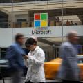 新財報凈利潤同比增長49%,微軟穩坐全球第一市值底氣足?