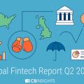 2019 Q2全球金融科技成績單:拉美融資水平首超中國,7家新獨角獸誕生