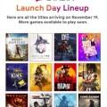 谷歌云游戏 Stadia 下周上线,首发 12 款游戏