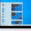 微軟推送全新 Windows 10 開始菜單,取消動態磁貼