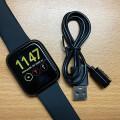 日本黑い Kuroi Cass 1 智能手表开箱,实测验证有齐 4 大监测及讯息通知功能