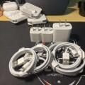 去掉耳機和充電器,以後數據線蘋果也不會送了