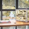 「剁手清單」白色系主機的另外一種搭配:聯力O11MINI裝機作業分享