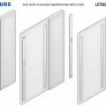 Samsung最新摺機設計草圖曝光,似乎又會搭載S Pen