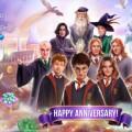 Zynga旗下魔法三消手機遊戲《Harry Potter: Puzzles & Spells》慶祝發佈一週年