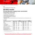 ABB: Q3 2021 Results