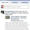 Facebook 擁有一億手機版本用戶