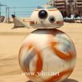 《星戰7》來了!介紹兩個3D打印的BB-8機械人